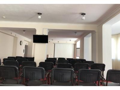 Отель Снежный барс Чегет   конференц-зал