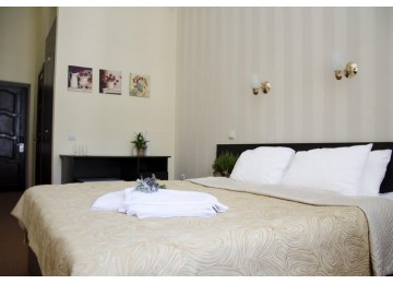Стандарт TWIN | DBL (Корпус 1)| Номера и цены в отеле  Снежный барс Чегет