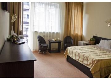 Стандарт 3 местный (Корпус 1) | Номера и цены в отеле Снежный барс Приэльбрусье
