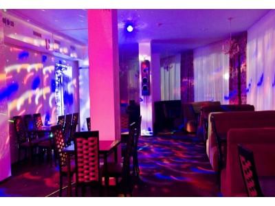 Отель Снежный барс Чегет |  кальян-бар