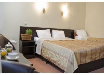 Стандарт 3 местный (Корпус 1)   Номера и цены в отеле Снежный барс Приэльбрусье
